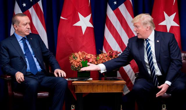 Amerika : Sanksi Turki Dicabut Jika Pastor Brunson Dibebaskan