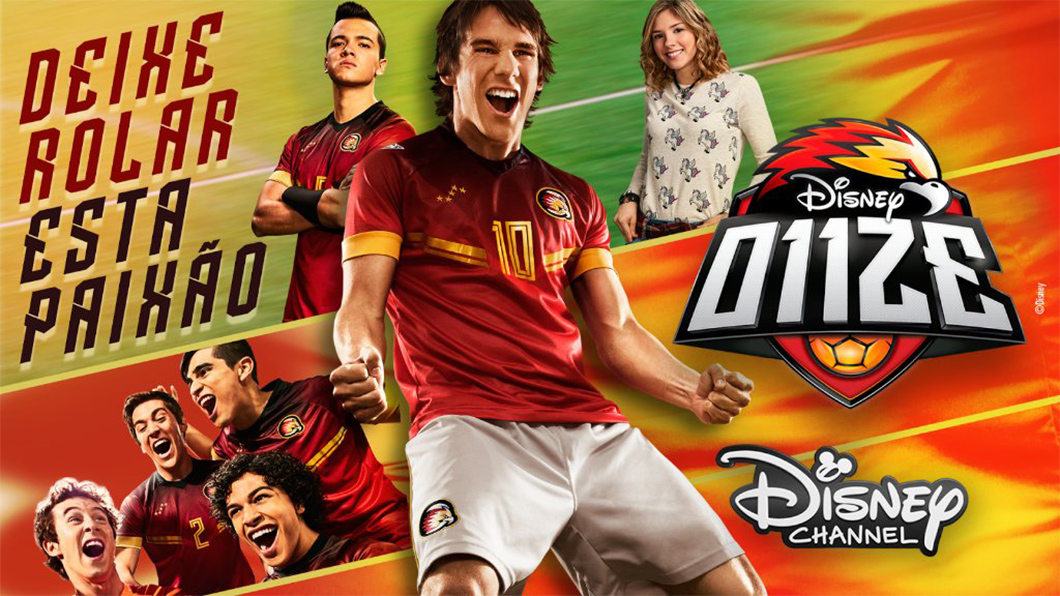Por que você vai adorar O11ZE, a nova série do Disney Channel + Bate-papo com Luan Brum
