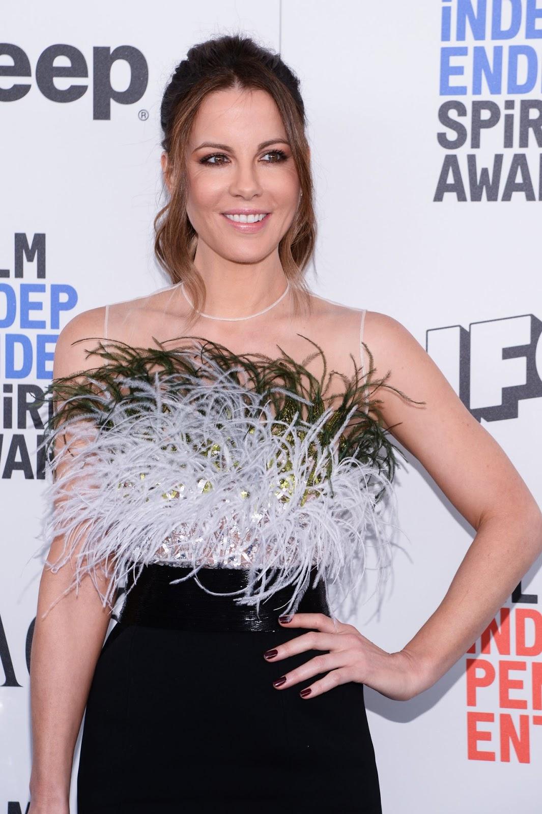 Kate Beckinsale – Independent Spirit Awards in Santa Monica