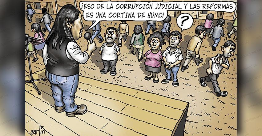 Carlincaturas Viernes 21 Septiembre 2018 - La República