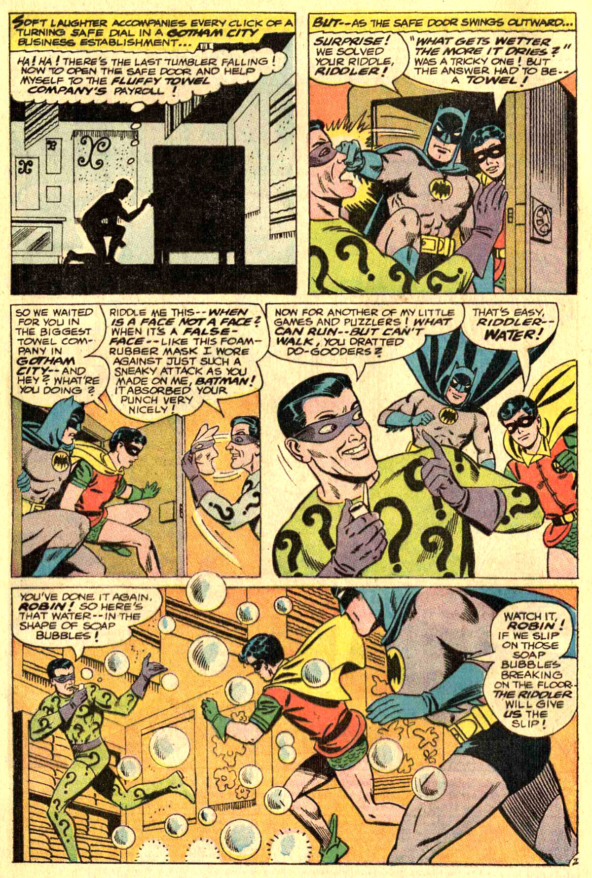 Detective Comics (1937) 364 Page 3