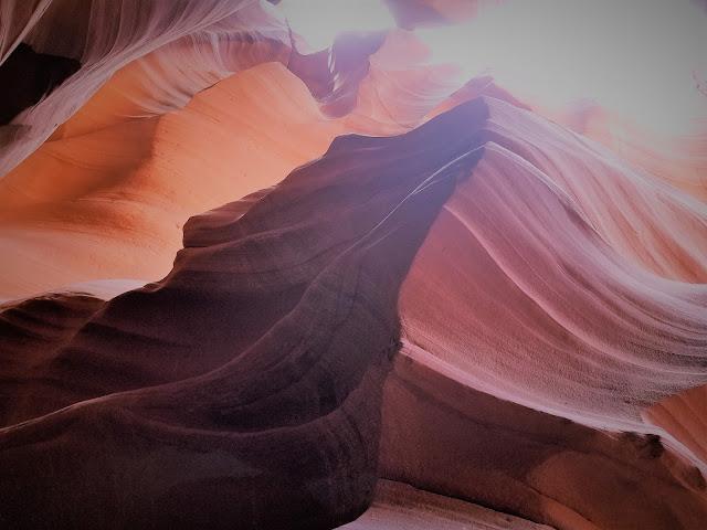 Antelope Canyon Arizona Navajo Nation by Wendy Kolar Mullen