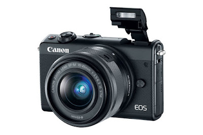 Canon EOS M100 launched in India for Rs 39,995
