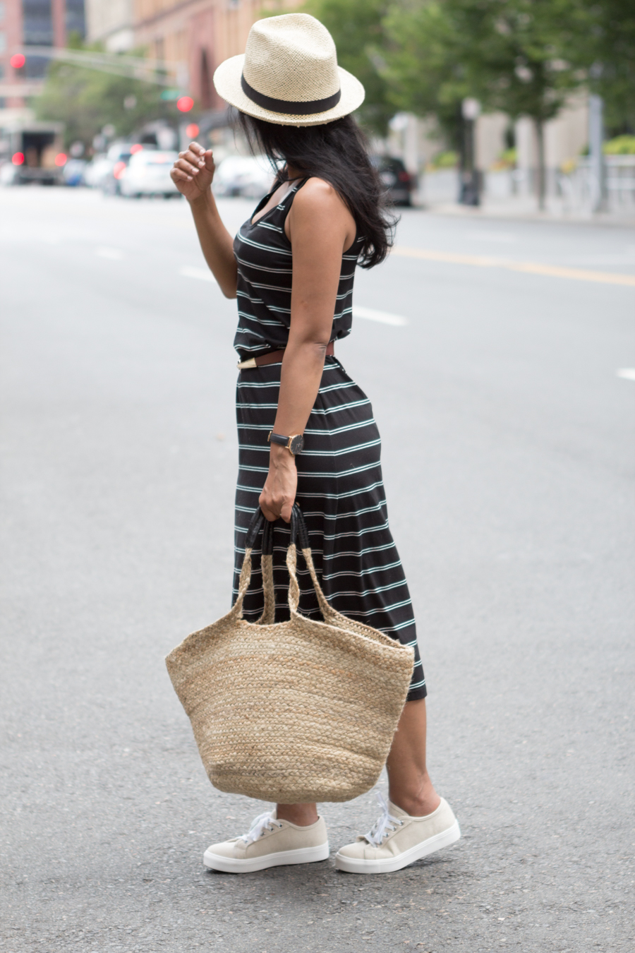 Summer Style Tank Dress