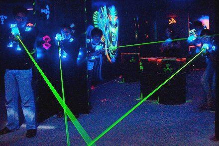 Zich Zach Mad Review Laser Warzone I City Shah Alam