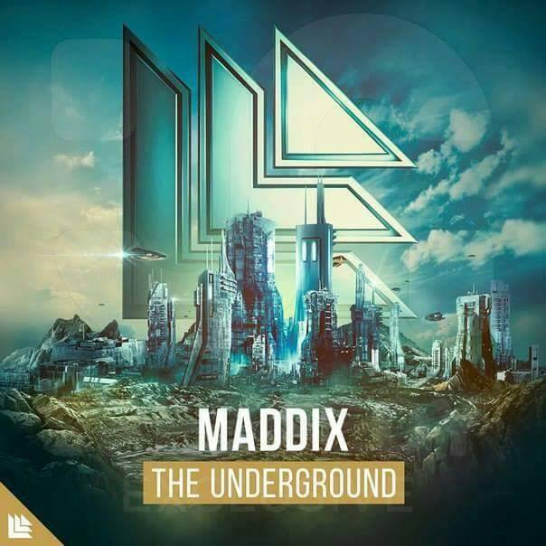 Download Free Maddix - The Underground | Mp3 320 kbps | EDM B3AT
