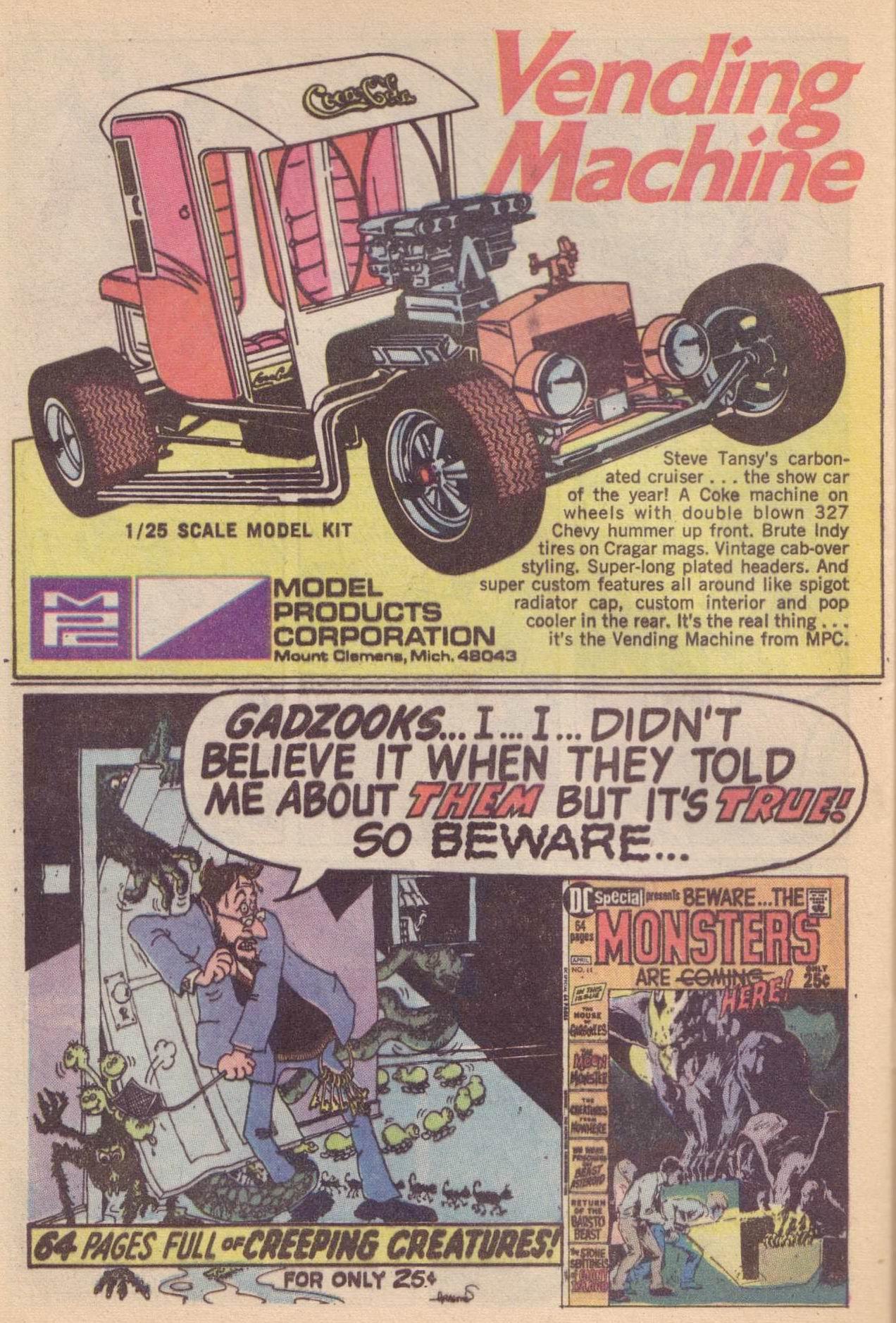 Detective Comics (1937) 409 Page 27