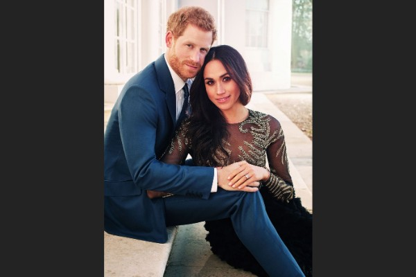 Meghan Markle and his husband prince harry