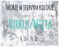 http://tworzewjednymkolorze.blogspot.com/2016/11/wyzwanie-11-turkusmieta-challenge-11.html