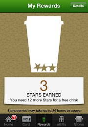 Starbucks Mobile Apps for iPhone and Androids - Thursday Two Questions #107