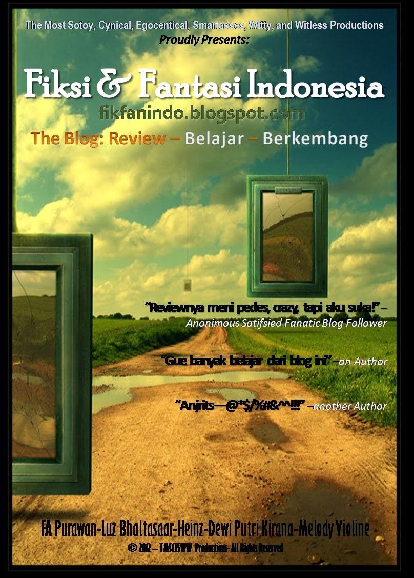Fiksi Fantasi Indonesia