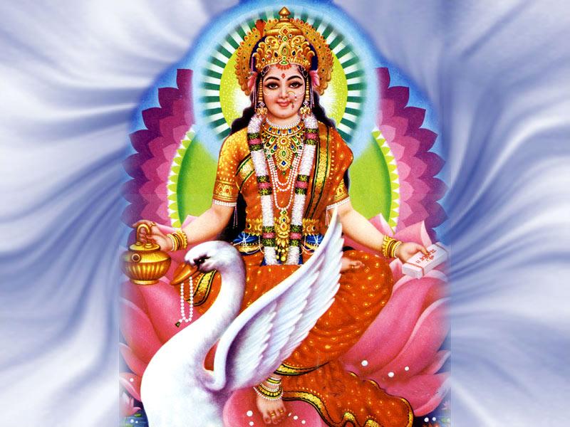 Maa Saraswati 3d Wallpaper 2013 Gayatri Maa Hindu God Wallpapers Free Download