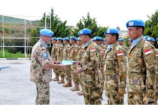 Militer Jerman Beri Penghargaan kepada Tim Tembak TNI