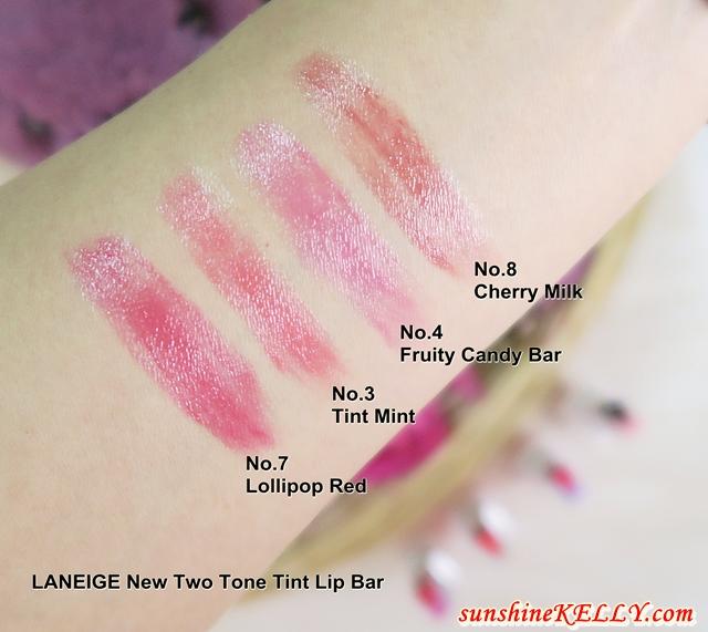 LANEIGE New Two Tone Tint Lip Bar