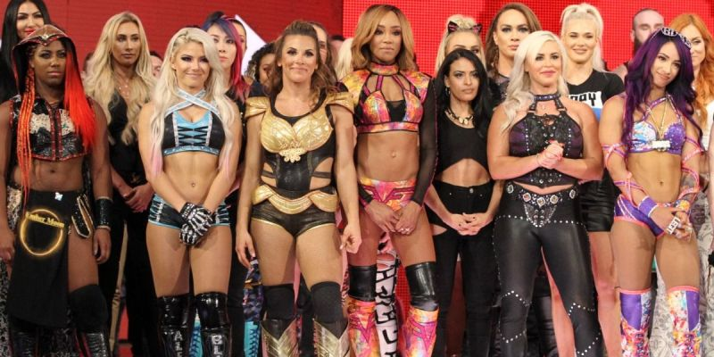 Protecting Wrestling's Women Has to Be a Priority