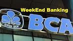 54 Kantor Cabang BCA Weekend Banking Hari Sabtu & Minggu Buka 2019