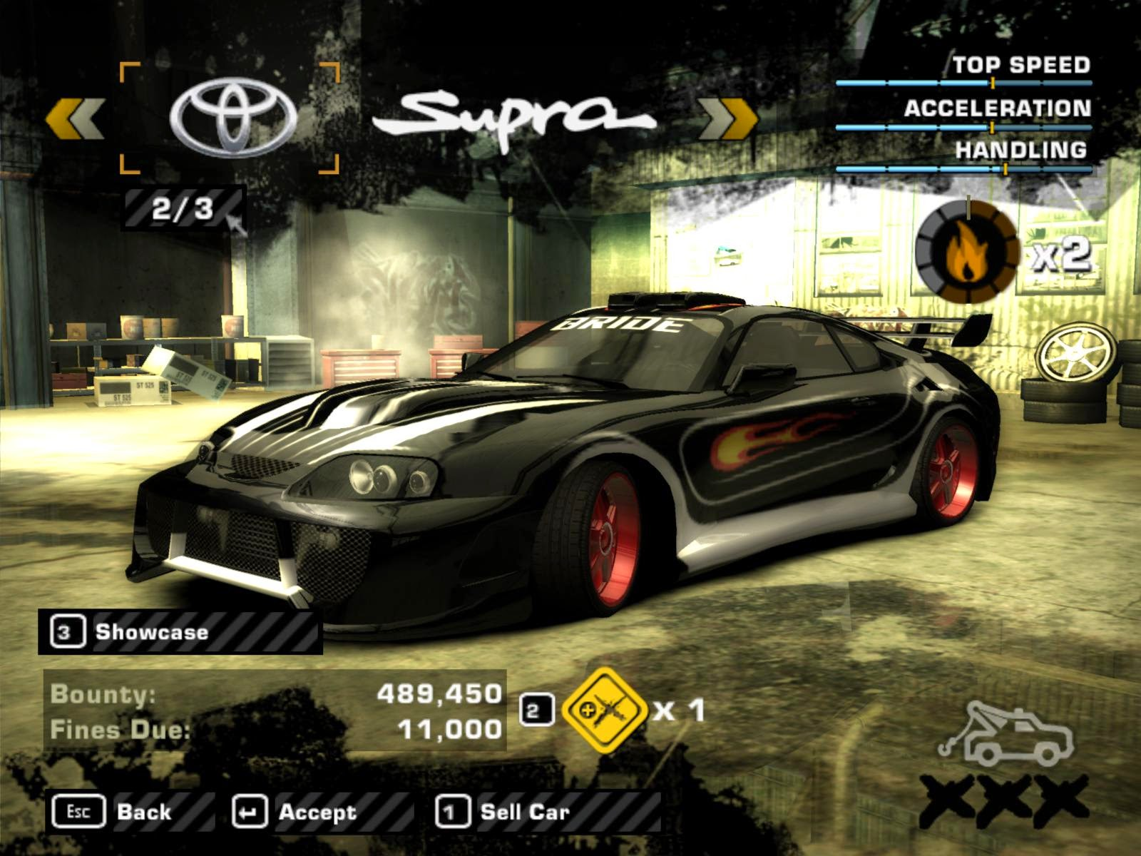 Need for speed most wanted 2005 new cars pack + cars with 600km/h.