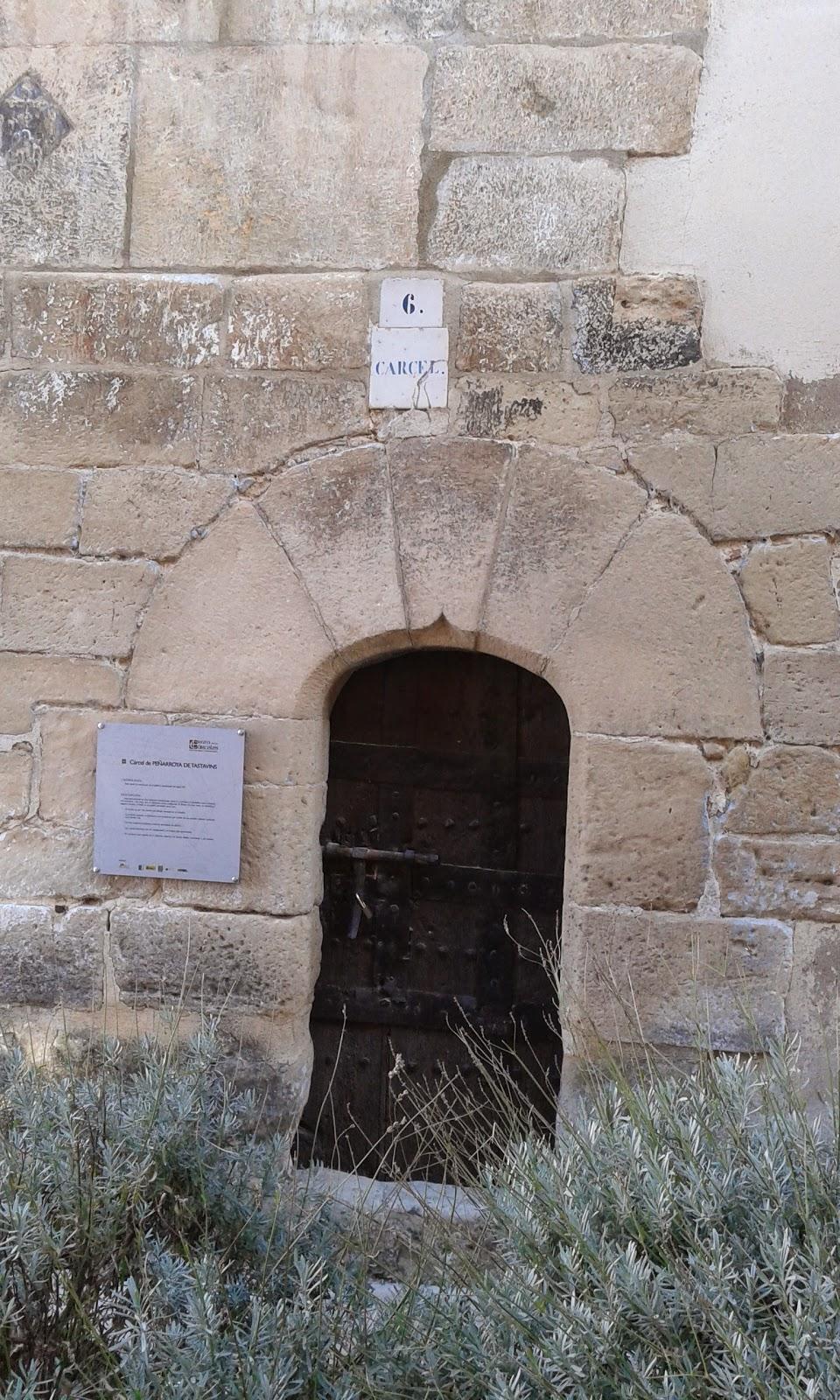 Cárcel de Peñaroya de Tastavins
