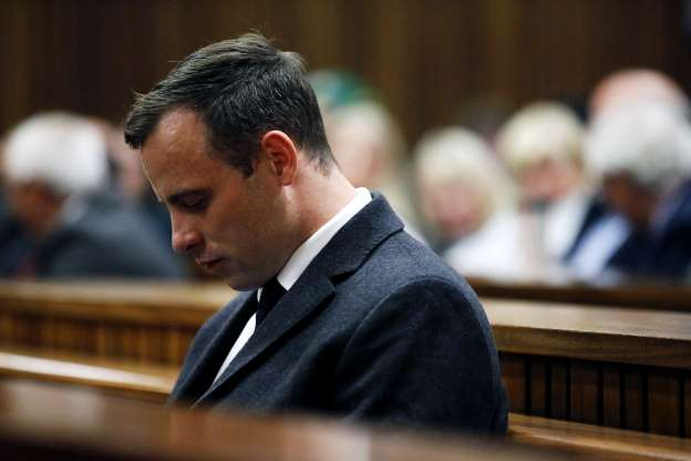 Pistorius asks South Africa's top court to cut sentence