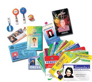 Tempat Percetakan ID Card Murah Di Bengkulu