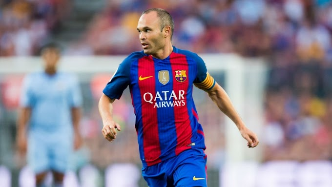 'It is not about winning in any way possible' - Iniesta insists Barcelona have duty to entertain