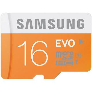 samsung evo sd card price error