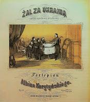 Lwowskie wydawnictwo z 1865 r.