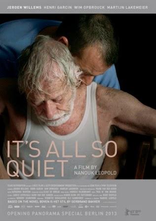 It´s all so quiet