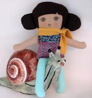 rag dolls and cloth dolls for little girls