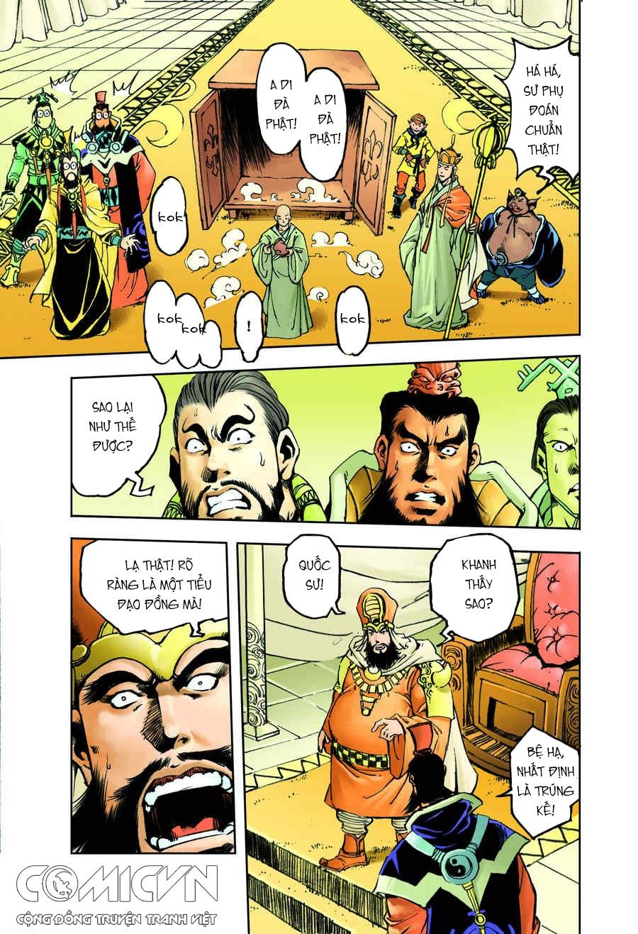Tây Du Ký màu - Chapter 89 - Pic 16