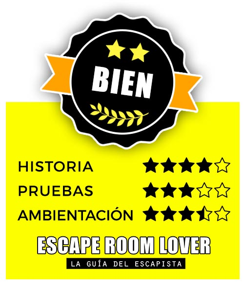 Clue Hunter - Atrapados en el sotano - Escape Room - Opiniones