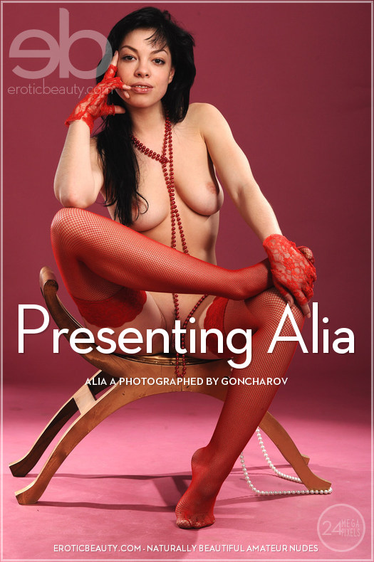 EroticBeauty1-31 Alia A - Presenting Alia 03060