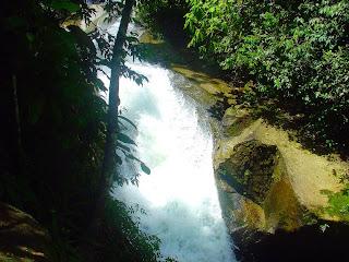 Cachoeira do Pai, Sana