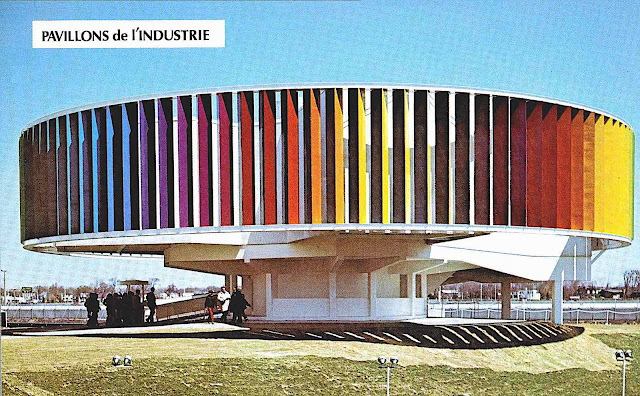 Kaleidoscope at Expo 1967 in Montreal