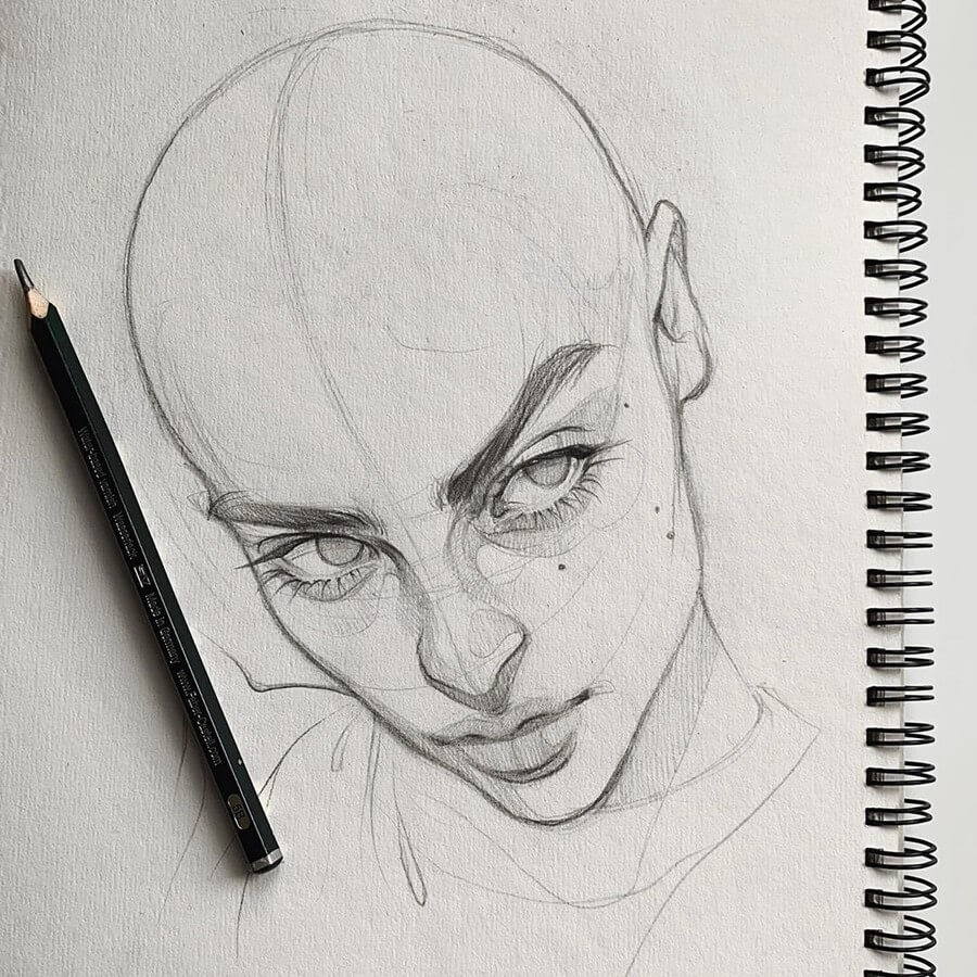 07-Alena-Kedavra-Pencil-and-Charcoal-Portrait-Drawings-www-designstack-co