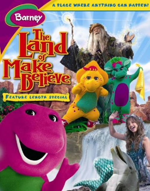 Barney: The Land of Make Believe [Latino]
