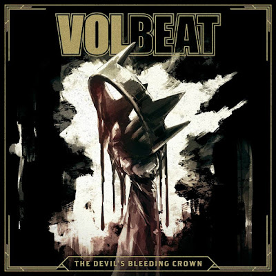 Volbeat - Seal the Deal & Let's Boogie - cover album - 2016