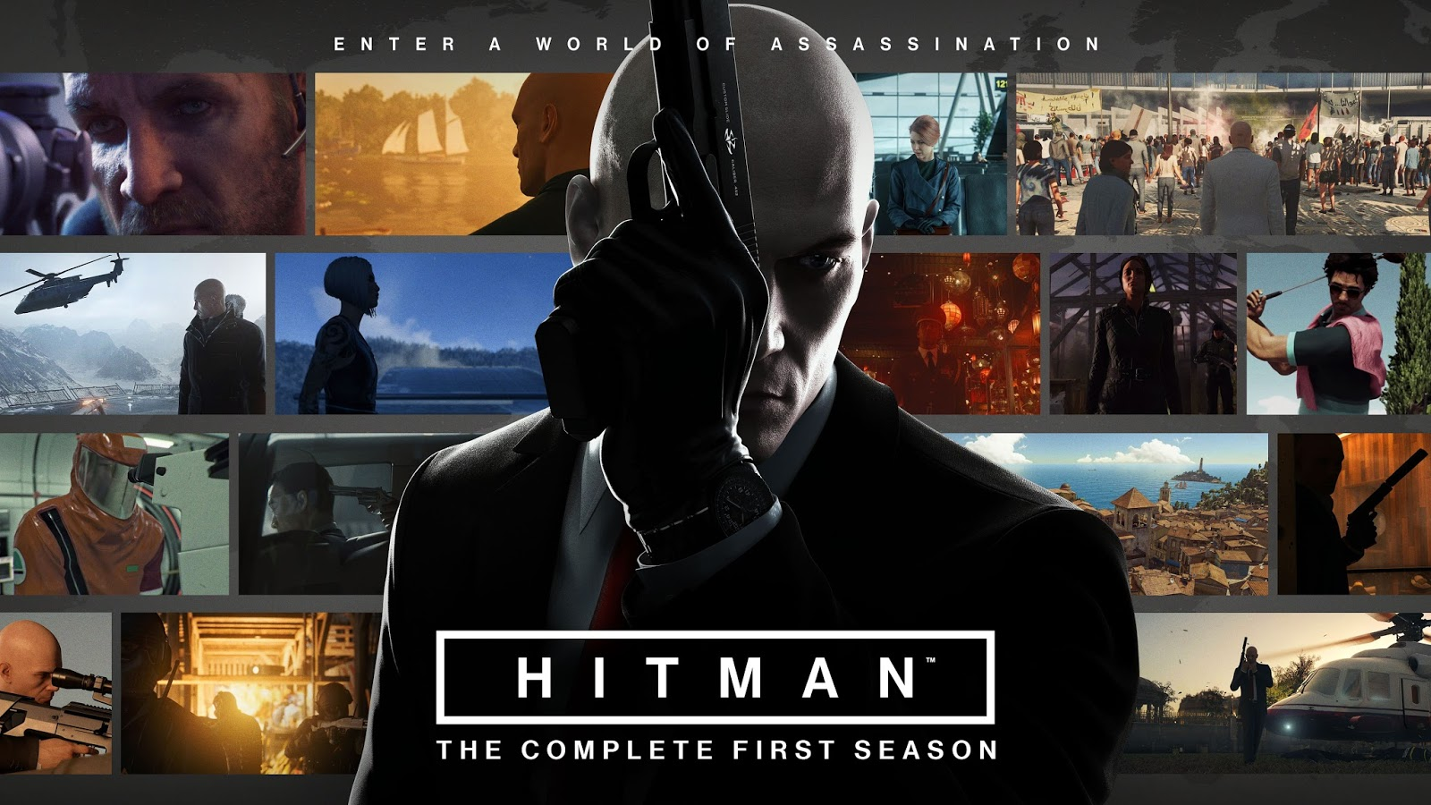 Image result for hitman the complete first season