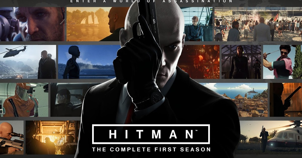 Hitman The Complete First Season Review Ps4 Biogamer Girl