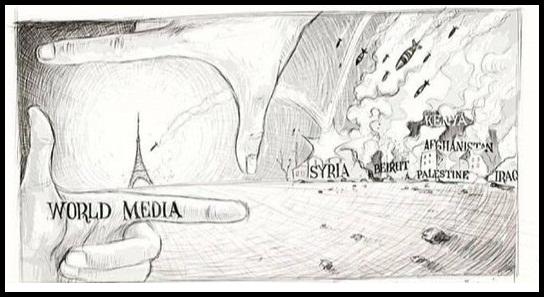 bagaimana media melakukan framing berita