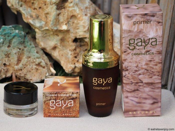 גאיה קוסמטיקס – איפור מינרלי טבעי
