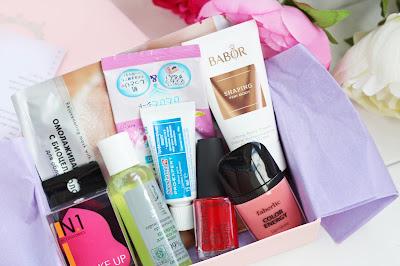 L'Box Июль 2016/www.gronskaya.com