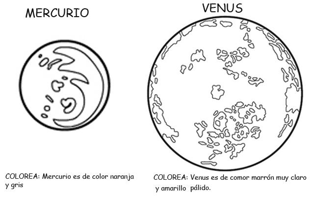 Pinto Dibujos Niños Del Planeta Para Colorear: El Espacio: 2013-02-17