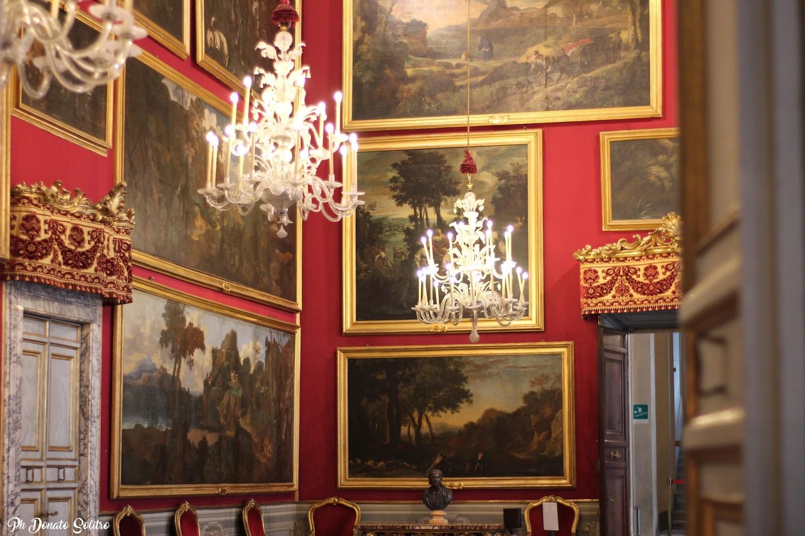 interni Roma Palazzo Doria Pamphilj
