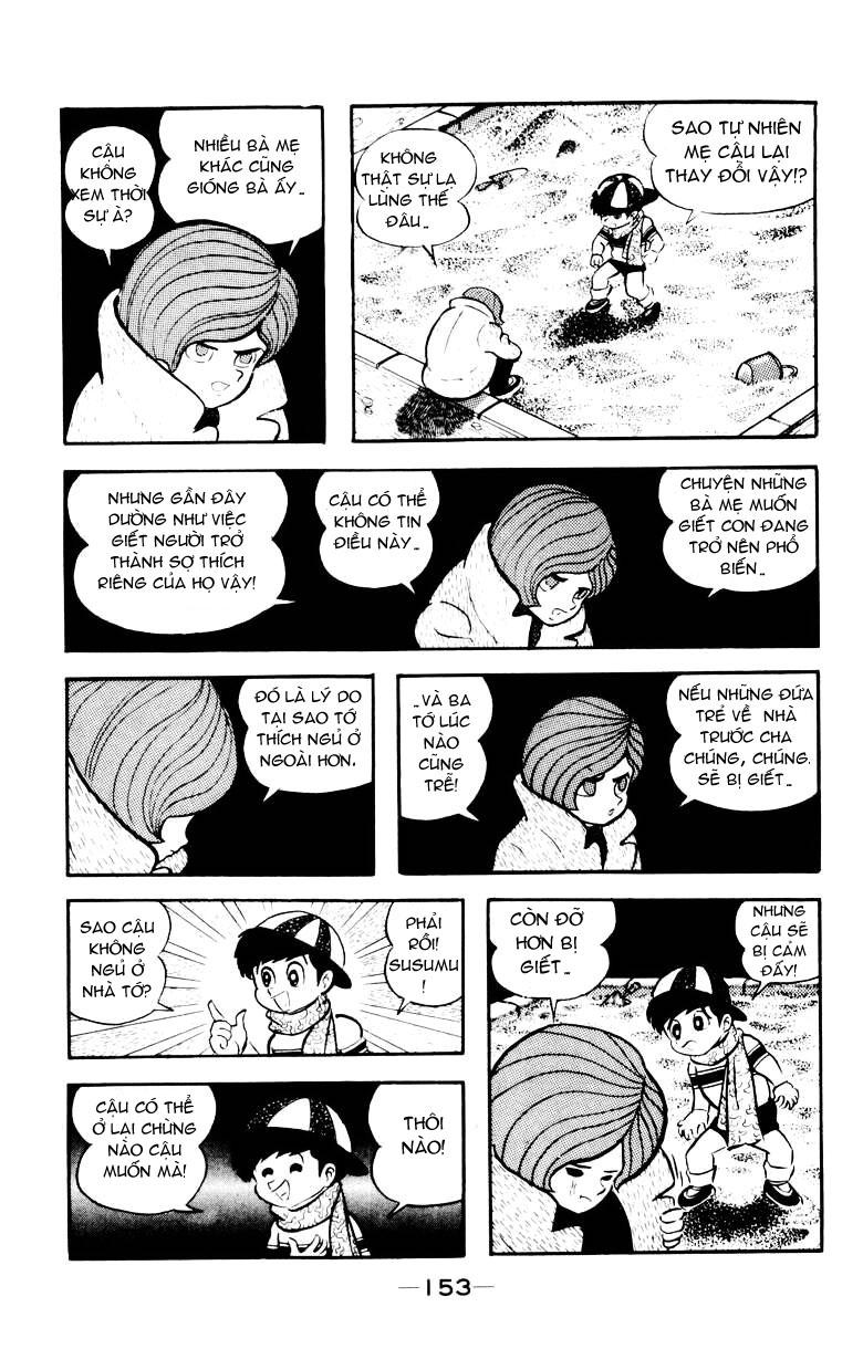 DevilMan chapter 14 trang 6