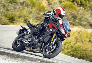 Yamaha MT 09 Tracer 2015, noticias del motor