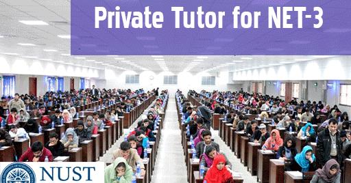 Home Tutor for NUST Entrance Test (NET) Preparation | THE