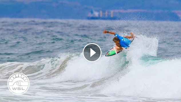 Junior Pro Sopela 2017 Highlights Tricky Surf and Short Entertainement on Day 2