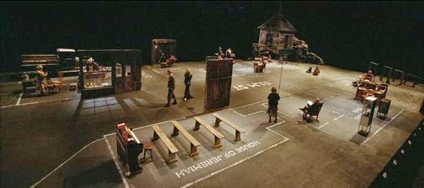 Dogville - SET