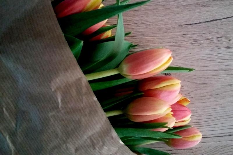 Cięte kwiaty.